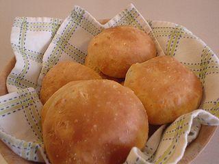 ゆずとん餡パン