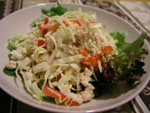 mi_na_caさん作「タイ風鶏肉のサラダ」