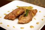 Asian BeauTeaさん作「蒸し鳥ゆずとん風味ゴマソース(中華風)」