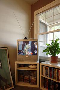 うちのテレビ